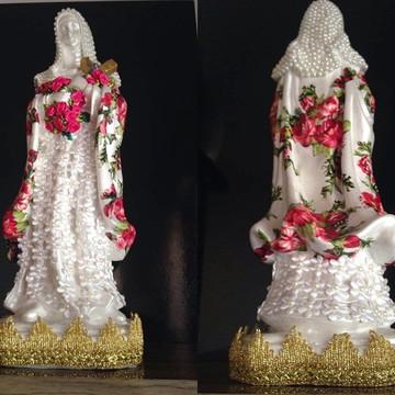 Santa Terezinha 40cm