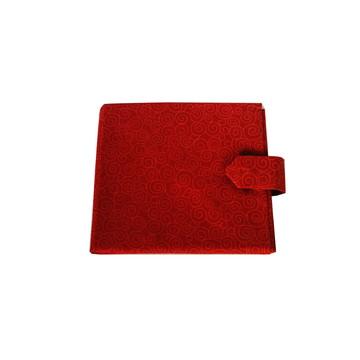 Carteira Caracol Vermelha