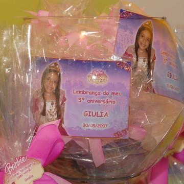 Foto Lembrança Barbie