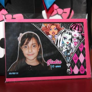 Foto Lembrança Monster High