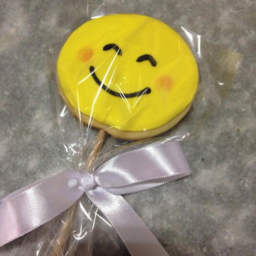 Pirulito biscoito - Emotions