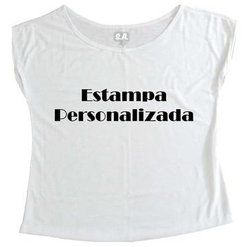 T-Shirt Feminina Personalizada