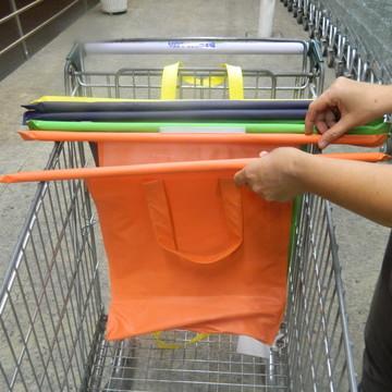 Conjunto de Sacolas para Supermercado