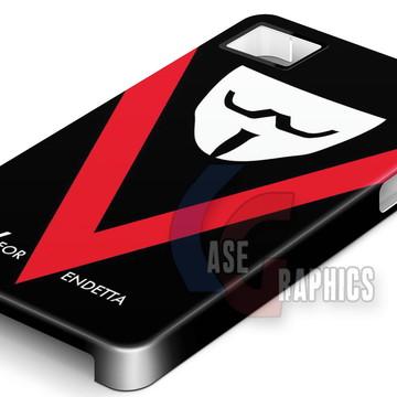 Capa Celular V for Vendetta Vingança Filme Mascara Presente