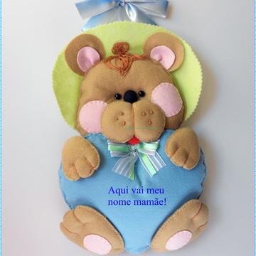Urso Enfeite porta de Maternidade