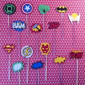 Topper Super Heroi