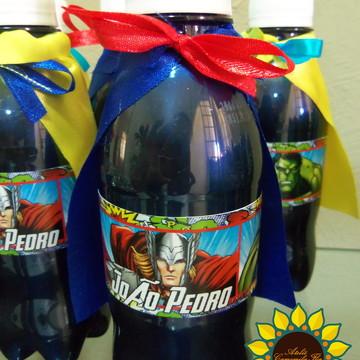 Refrigerante Personalizado Vingadores