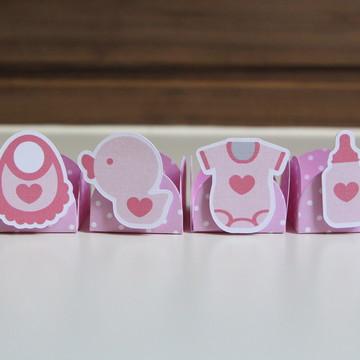 Forminha para doces Chá de Bebê