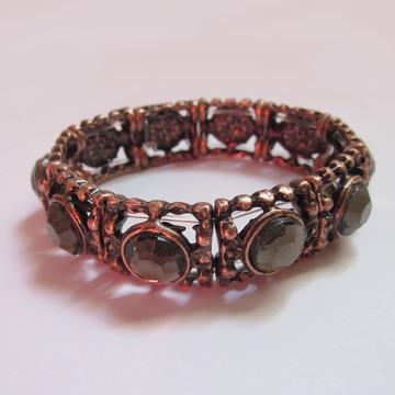 Bracelete Metal Rosê