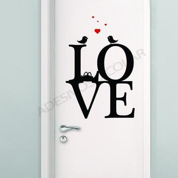Adesivo Decorativo LOVE