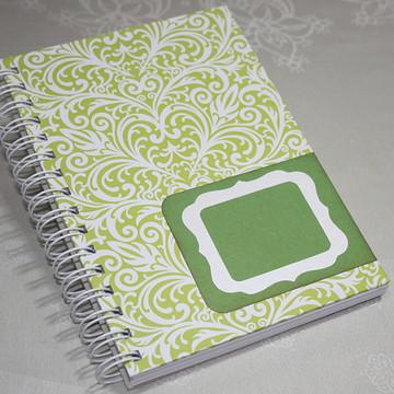 Caderno Torta de Limão
