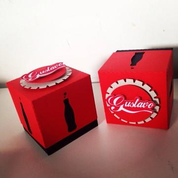 Caixinha Coca Cola