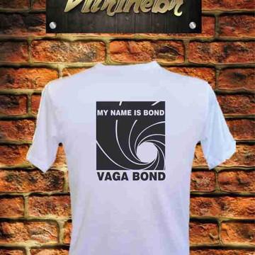 Camiseta Bond