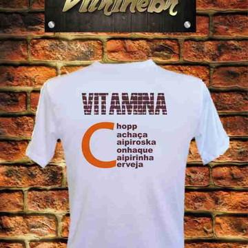 Camiseta Vitamina C