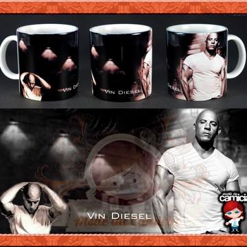 Caneca Vin Diesel