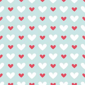 Papel de parede coração Decor 30