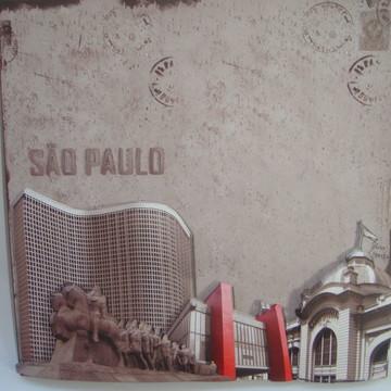 Quadro arte francesa São Paulo