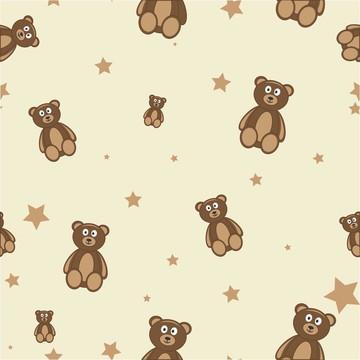 Papel de parede Urso Decor 51