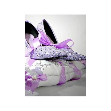Almofada Para Sapato - 15 anos amd02