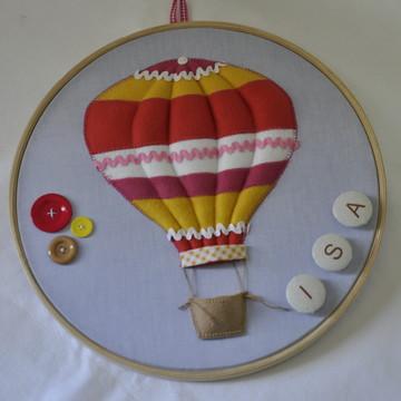 Enfeite de porta Balão