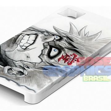 Capa Celular Naruto Gaara Ninja Areia Personalizado Capinha
