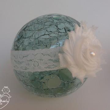 Headband Flor de Bebê
