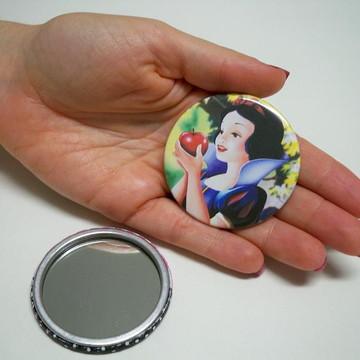 Espelhinho de Bolsa Personalizado - 55 mm