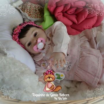 Linda bebê Mariana Adotada