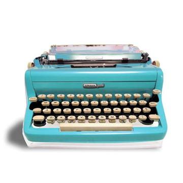 Porta Guardanapo Máquina de Escrever