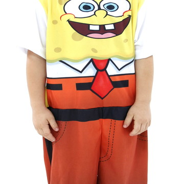 Fantasia Personagens Bob Esponja