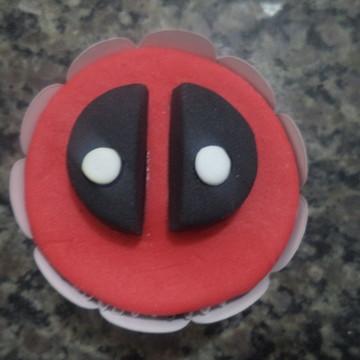 Cupcakes - Deadpool