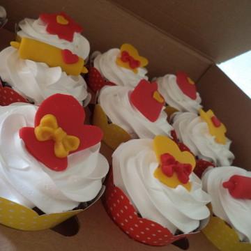Cupcakes - Chá de Panela