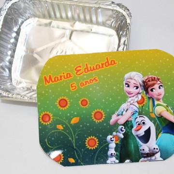 Marmitinha Personalizada Frozen Fever