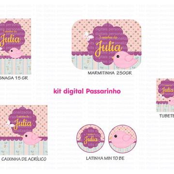 Kit Passarinho