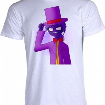 Camiseta FNAF Five Nigths at Freddy's 12