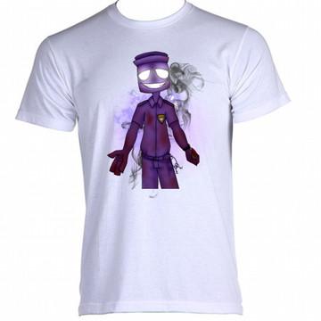 Camiseta FNAF Five Nigths at Freddy's 13