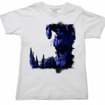 Camiseta Infantil five nights freddy 03