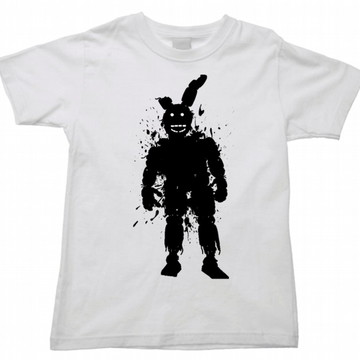 Camiseta Infantil five nights freddy 06