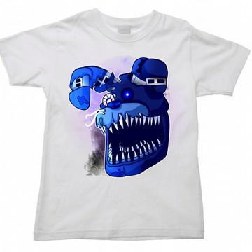 Camiseta Infantil five nights freddy 08