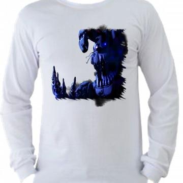 Camiseta M. Longa Five Nights Freddy 03