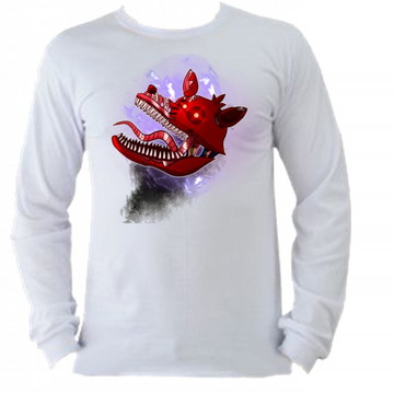 Camiseta M. Longa Five Nights Freddy 09