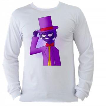 Camiseta M. Longa Five Nights Freddy 11