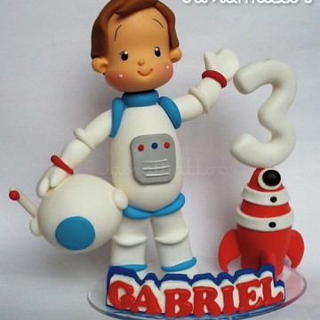 Astronauta Personalizado