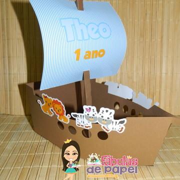 Barco Arca de Noé