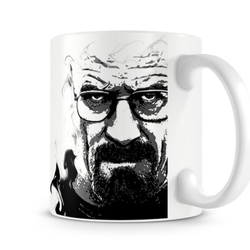 Caneca Breaking Bad - I´m the danger