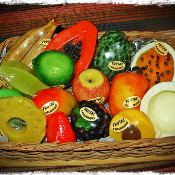 Sabonete Fruta do Conde