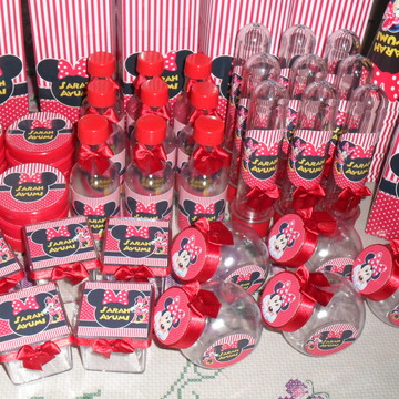 Kit de Festa Minnie