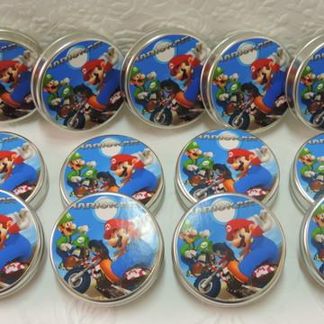 Latinhas - Super Mario Bros