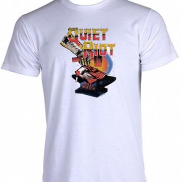 Camiseta Banda Quiet Riot 01