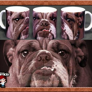 Caneca Bulldog Inglês